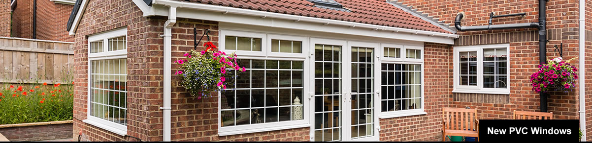 New PVC Windows Scotland