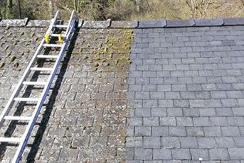 Roof Cleaning Scotland